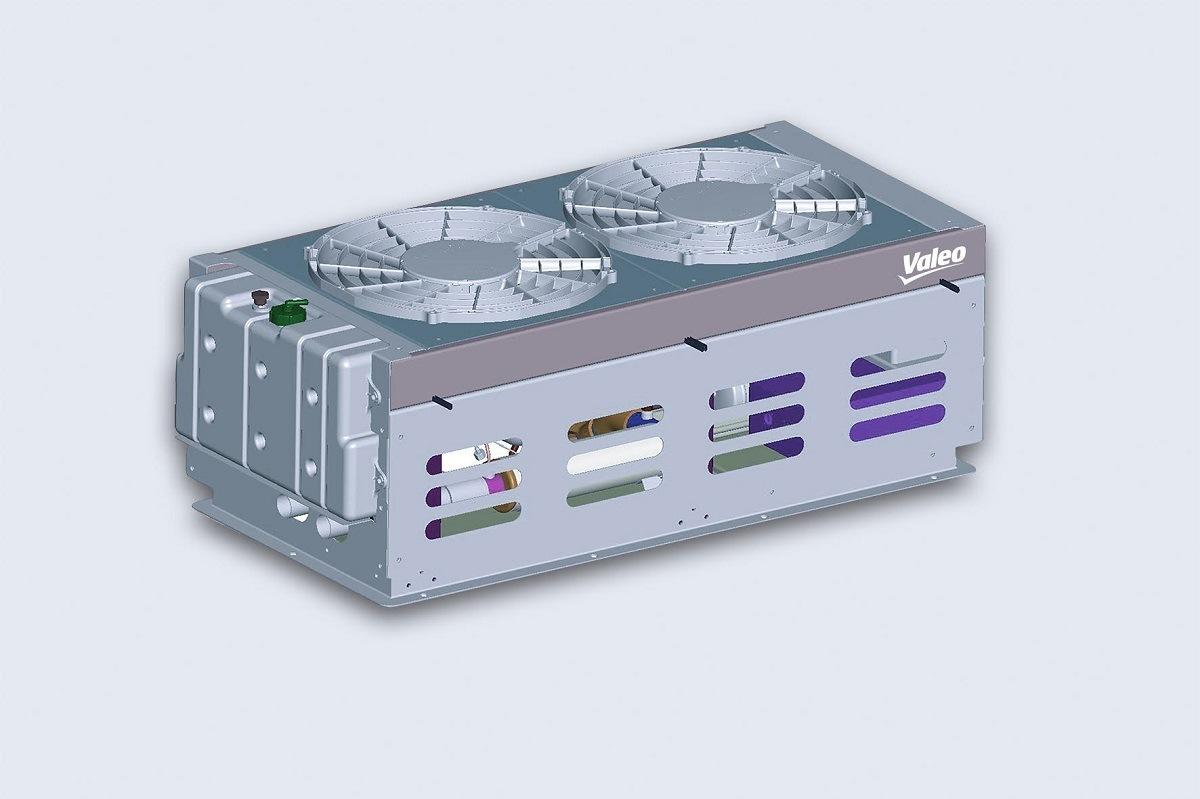 Valeo E-Cooler BTM