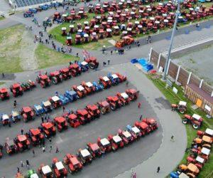 Traktory Zetor překonávaly rekordy