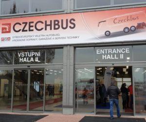 Veletrh CZECHBUS 2019 byl zahájen