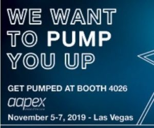 Dayco bude na veletrhu AAPEX 2019