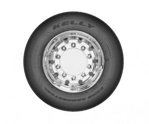Nová řada silničních nákladních pneumatik Goodyear Kelly pro evropské dopravce