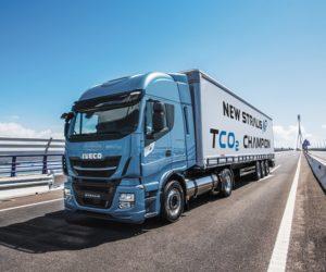 První tahač na LNG značky IVECO byl předán dopravci