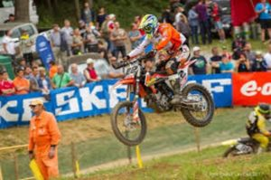 SKF podporuje motorsport