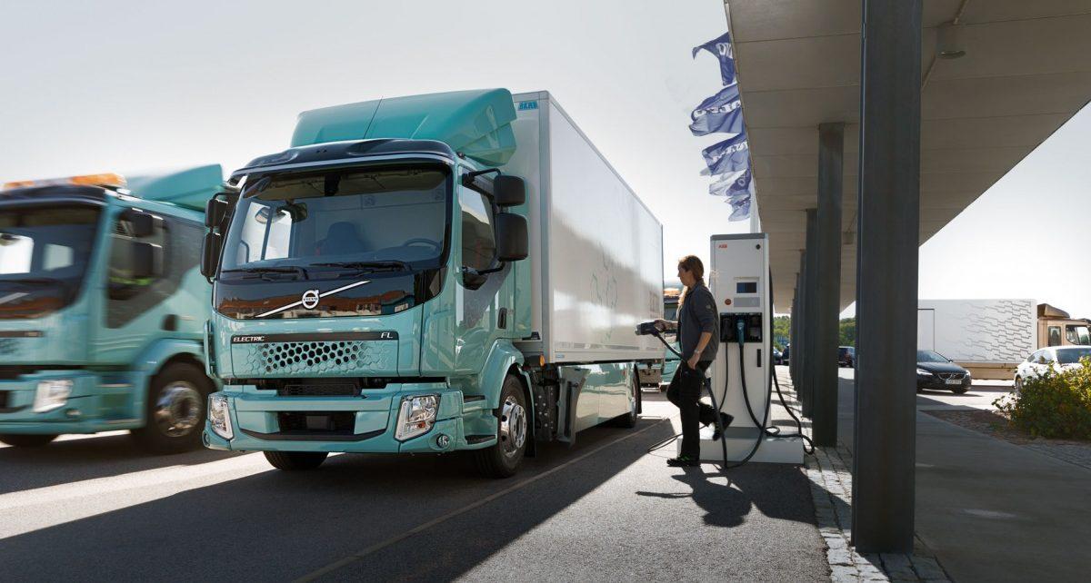 Volvo FL a Volvo FE na evropských trzích