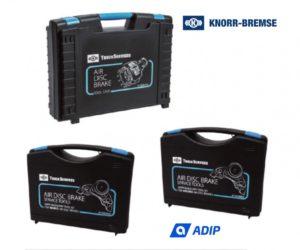 Spolupráce ADIP a Knorr-Bremse na velmi vysoké úrovni