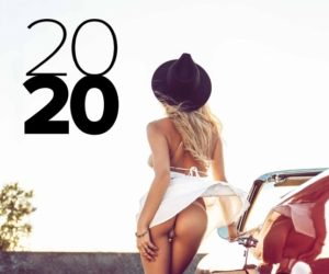 Firma Auto Kelly prezentuje svůj kalendář pro rok 2020