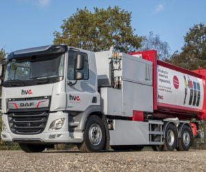DAF CF Electric na podvozku 6×2 je na světě