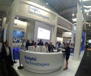 Změna názvu společnosti Delphi Technologies