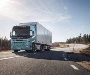 Volvo Trucks představuje koncept elektrických nákladních vozidel pro stavebnictví a regionální přepravu