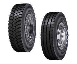 Goodyear uvádí na trh řadu nákladních pneumatik OMNITRAC Heavy Duty pro vozidla v náročném provozu