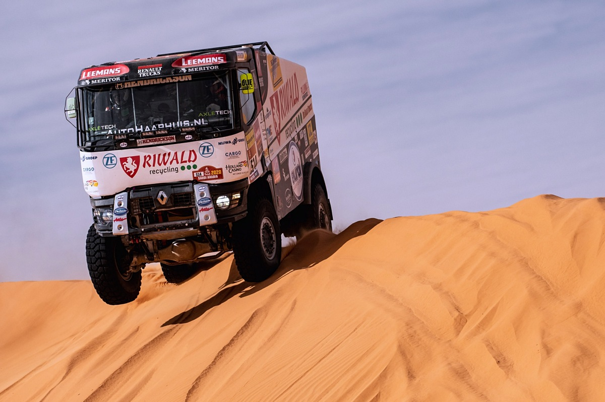 MKR Technology na Dakar 2020