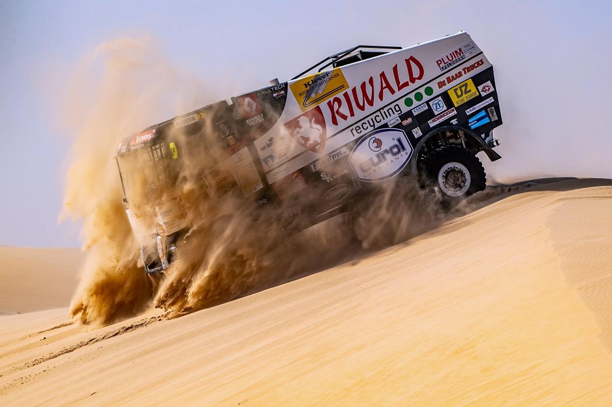 Riwald Dakar 2020