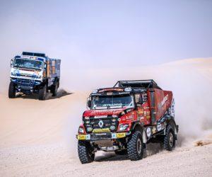Kvartet severočeských Renaultů míří do poslední etapy