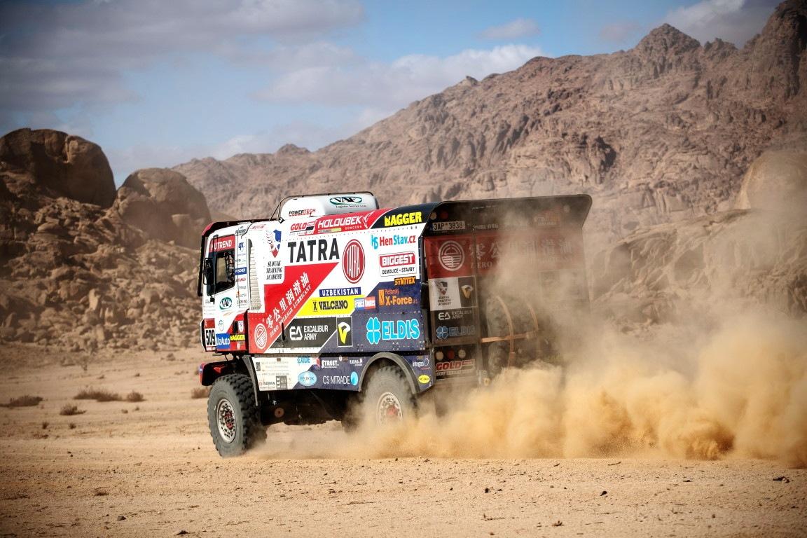 Buggyra Racing na Dakaru 2020