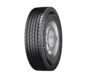 Nová řada pneumatik Conti CoachRegio pro meziměstské autobusy on Continentalu
