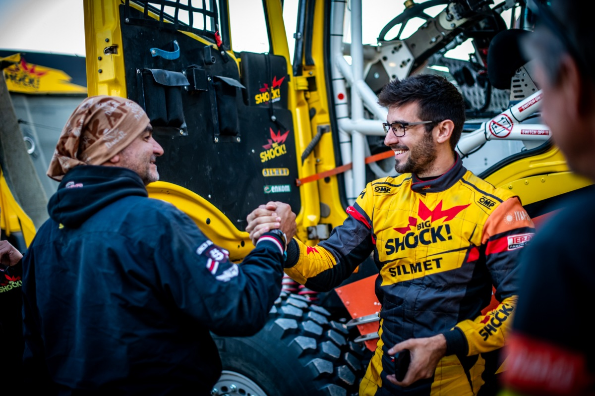 Big Shock Racing tým na Dakaru 2020