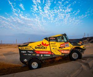 Macík s Brabcem se nemůžou dočkat Dakaru: Stihli už shake down i přejímky