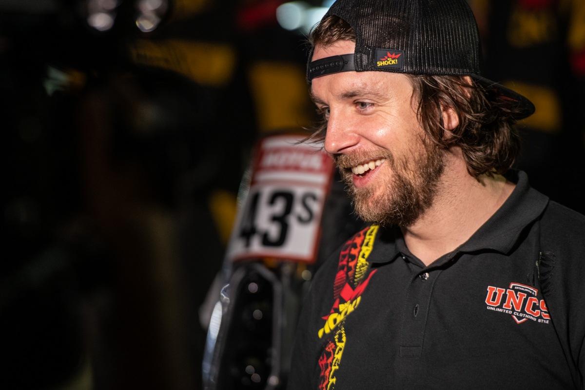 Jan Brabec na Dakaru 2020