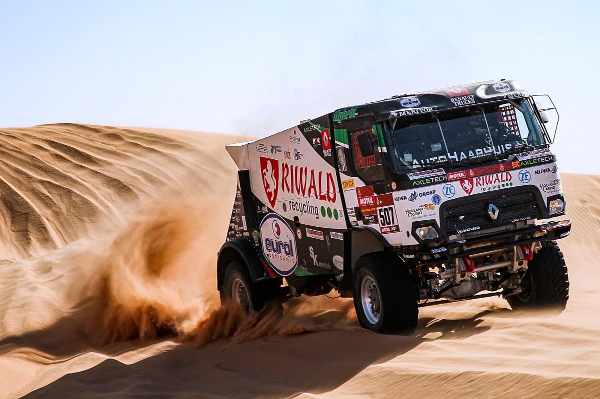 MKR Technology na Dakaru 2020