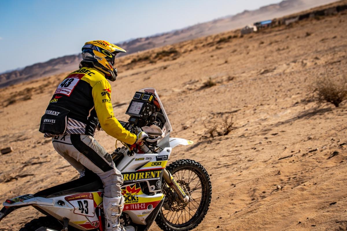 Big Shock Racing u Dakaru 2020