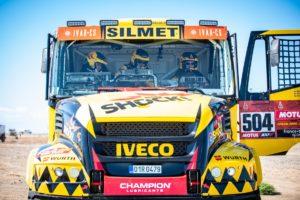 SPIES HECKER v další zátěžové zkoušce na rallye Dakar 2020