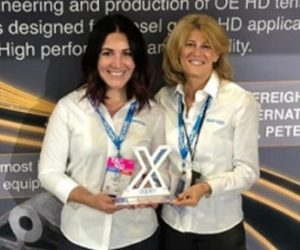 Dvě ocenění pro firmu Dayco na veletrhu AAPEX