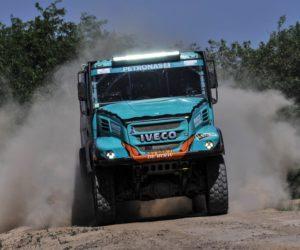 Tým PETRONAS De Rooy IVECO je připraven změřit síly v nejtěžším závodě světa, na Dakaru 2020