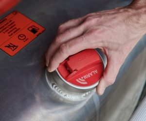 Nová ochrana před krádeží paliva od firmy Scania odrazuje zloděje