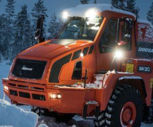Firma Doosan rozšiřuje spolupráci se společností Scania v oblasti motorů