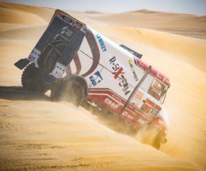 Fesh Fesh Group – nejúspěšnější Tatra na rallye Dakar 2020