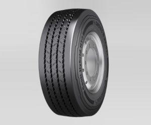 Nová regionální pneumatika Continental pro vlečené nápravy s označením 3PMSF určená pro zimní podmínky
