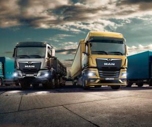 MAN Truck & Bus představuje novou generaci nákladních vozů