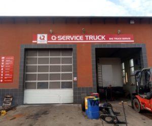 Servisní partner Q-service Truck – Big Truck Servis