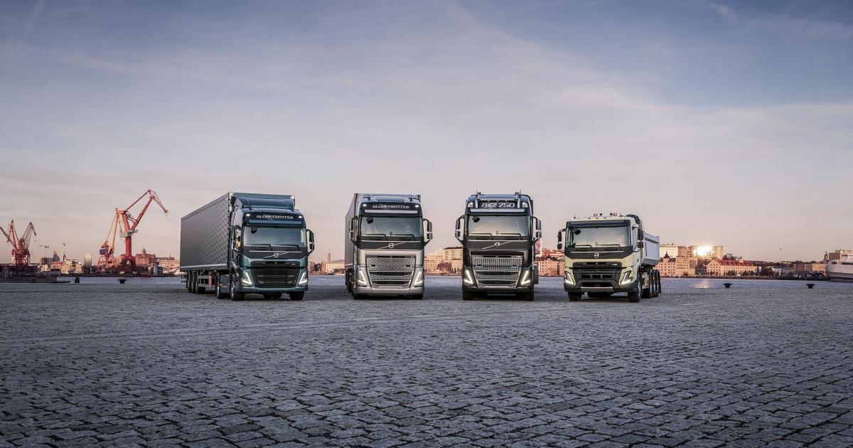 Volvo nová generace