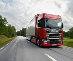 Scania CO2NTROL CUP 2020