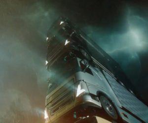 Společnost Volvo Trucks představuje velmi originálně čtyři nová nákladní vozidla