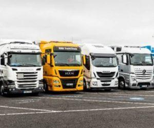 Registrace užitkových vozidel: -24,5 % za devět měsíců roku 2020; + 13,3 % v září