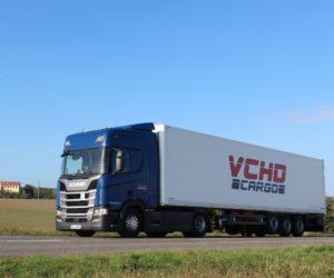 VCHD Cargo: Chrání své řidiče i okolí