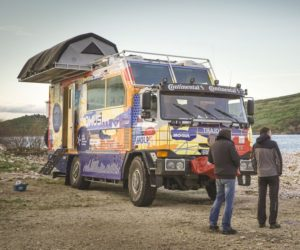 Continental podporuje expedici Tatra kolem světa 2