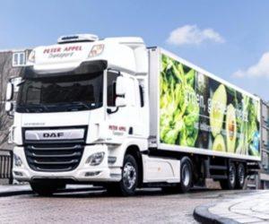 Společnost DAF začíná testovat tahač CF Hybrid v běžném provozu