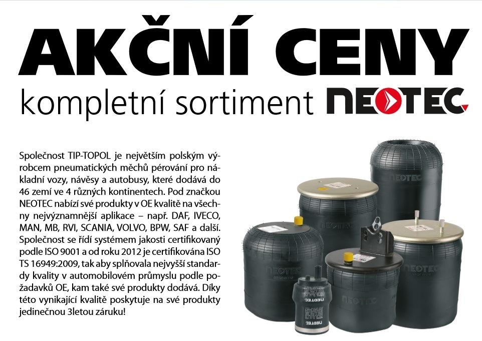 Akční ceny na kompletní sortiment Neotec u ELITu