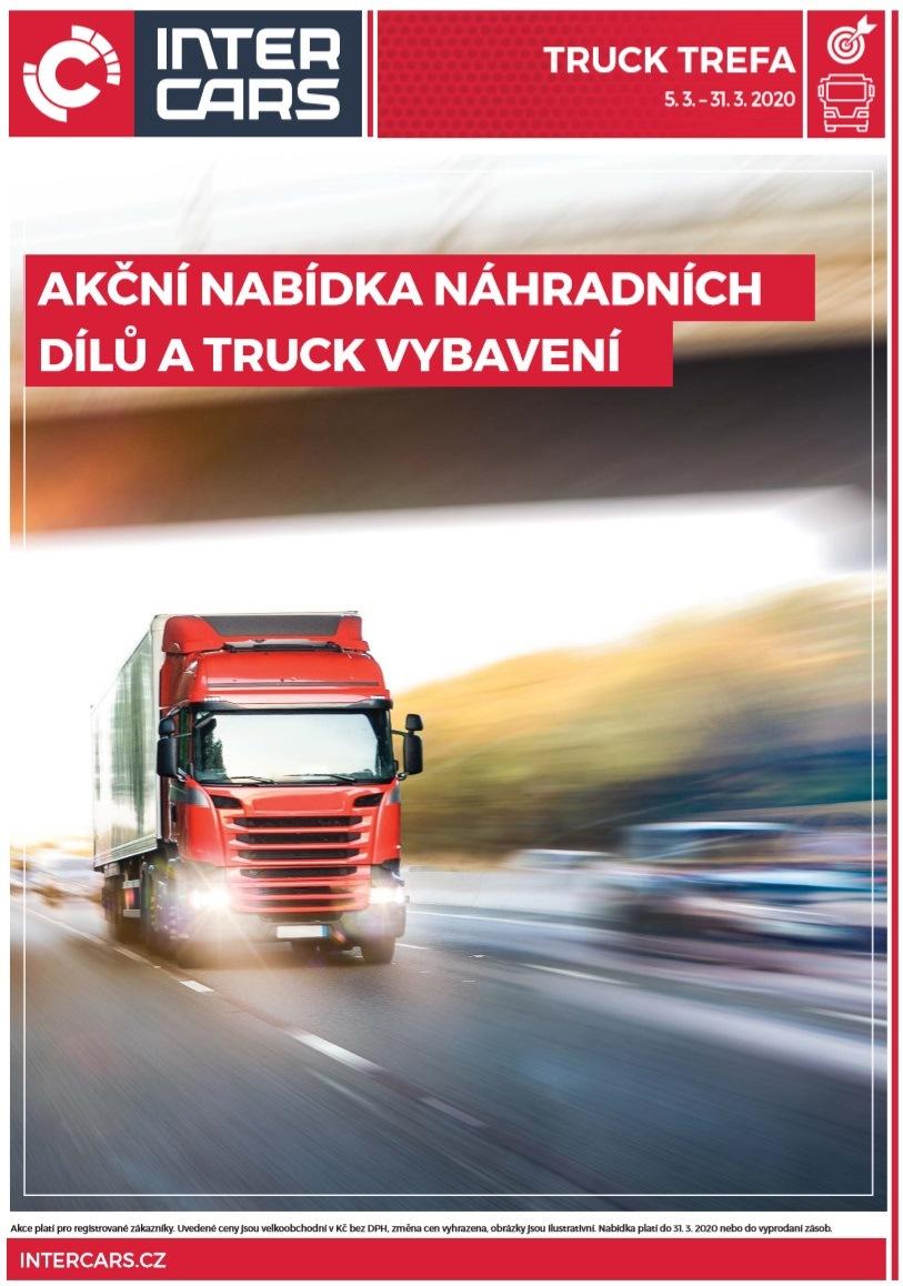 Inter Cars: Březnová Truck trefa