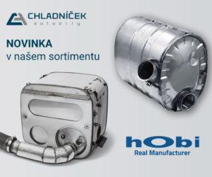 CHLADNÍČEK autodíly: nové produkty od HOBIEX OTOMOTIV