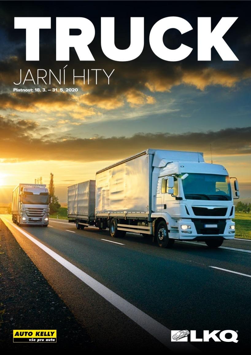 Auto Kelly: Truck jarní hity 2020