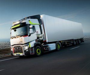 Renault Trucks představuje speciální edici T 01 Racing