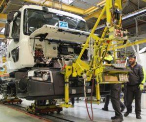 Renault Trucks spouští sériovou výrobu 100% elektrických vozidel