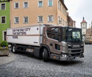 Řada L od společnosti Scania je nyní dodávána v kombinaci se 7litrovým motorem