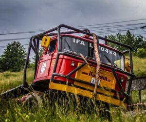 Zahájení nové sezony Truck trialu