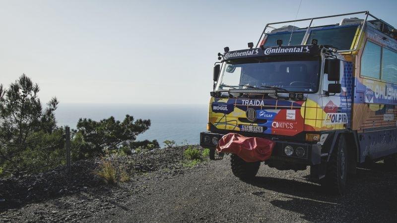Expedice Tatra kolem světa 2