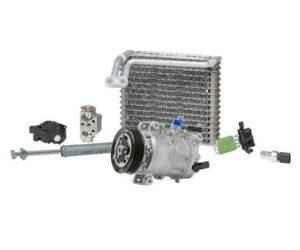 Nové kompresory a díly klimatizace značky Denso